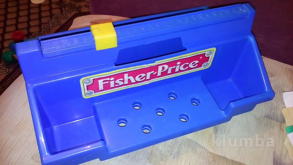 Чемодан для инструментов fisher-price фото №1