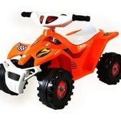 Детский квадроцикл Квадрик Орион 426 оранжевый