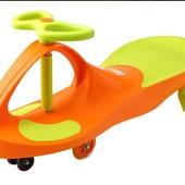 Детская машинка с полиуретановыми колесами Kidigo Smart Car New