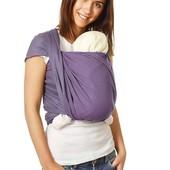 """Слинг-шарф """"Нордик"""" (длина 5.2 м, ирина 70 см, цвет – аметист) ТМ «Mum's Era»"""