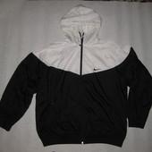 180 рост, спортивная куртка Nike, плащёвка, Оригинал!