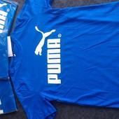 футболки спортивные Puma