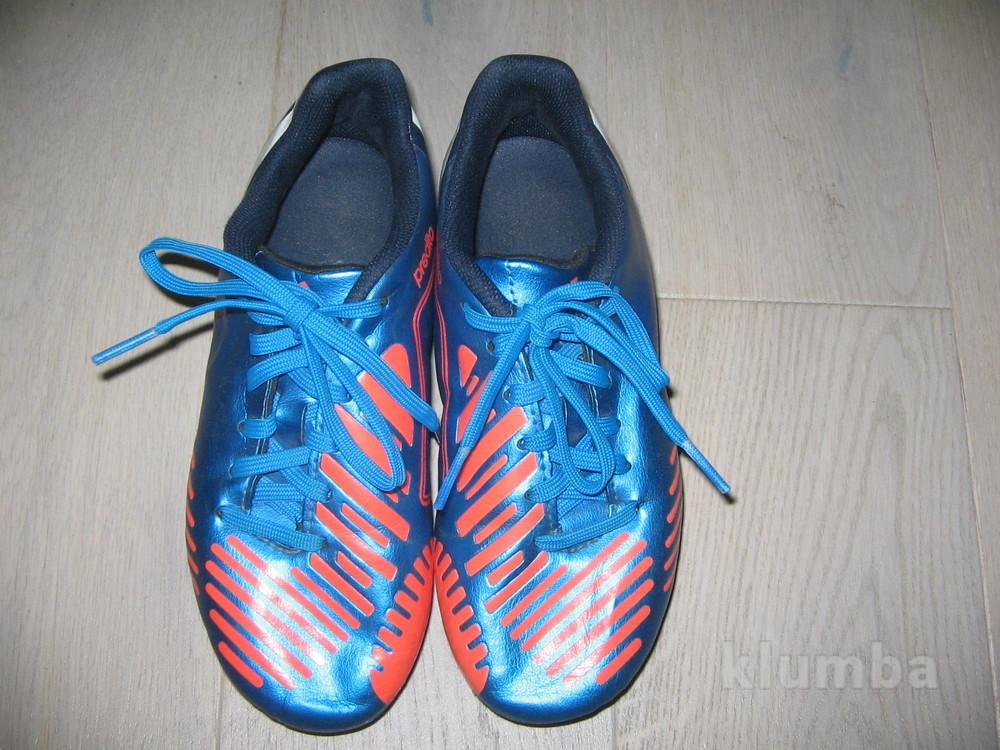 Бутси копы копочки (бутсы) adidas predator 32 р (стелька 20 см) фото №1