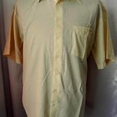 Мужская рубашка из Германии, ворот 43/44