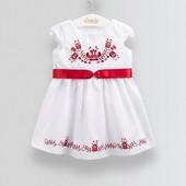 86см платье крестильное и не только Этно