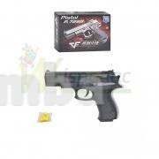 Купить детский пистолетик с пульками фото №1