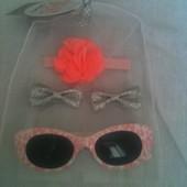 Новые детские солнцезащитные очки carters для девочек и мальчиков