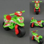 Байк Спорт Мотоцикл Фламинго зелено-красный 0138/50