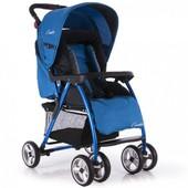 Прогулочная детская коляска Casato SK-350, цвет Голубой