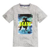 Стильная футболка от H&M новая