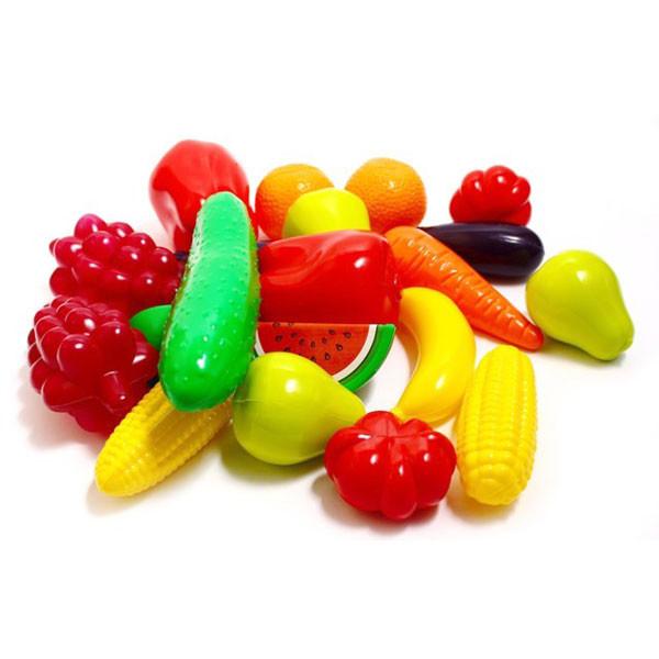 Набор boc049438 фрукты-овощи - 24 предметов орион 518 фото №1