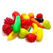 Набор BOC049438 Фрукты-овощи - 24 предметов орион 518