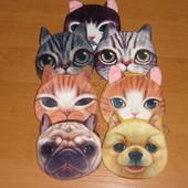 Кошелек кот / собака