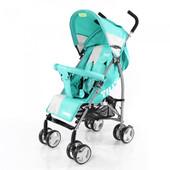Детская коляска-трость Tilly Lander sb-0009 Menthol, цвет бирюзовый