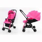 Прогулочная коляска Carrello Cosmo crl-1410 Crimson, цвет розовый