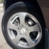 Колеса на легковой автомобиль R15 (4 шт)
