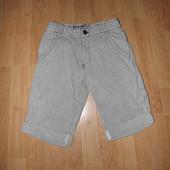 шорты J Jeans  хлопковые удлинённые на мальчика 11 лет