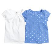 Набор футболок фирмы H&M, размер 92