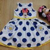Стильна  сукня з Міні від Disney
