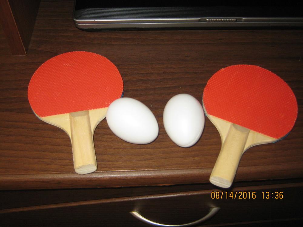 Маленькие ракетки для тенниса фото №1