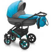 Универсальная коляска для детей Camarelo Alicante 09