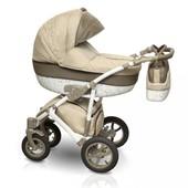 Детская универсальная коляска Camarelo Figaro Fi-6, двойная амортизация