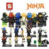 Ninja Minifigures Нинзяго минифигурки