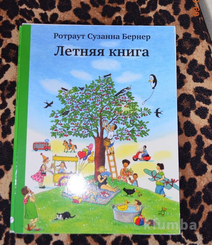 Ротраут бернер летняя книга фото №1