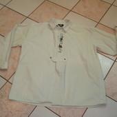 Рубашка этно, ворот 43