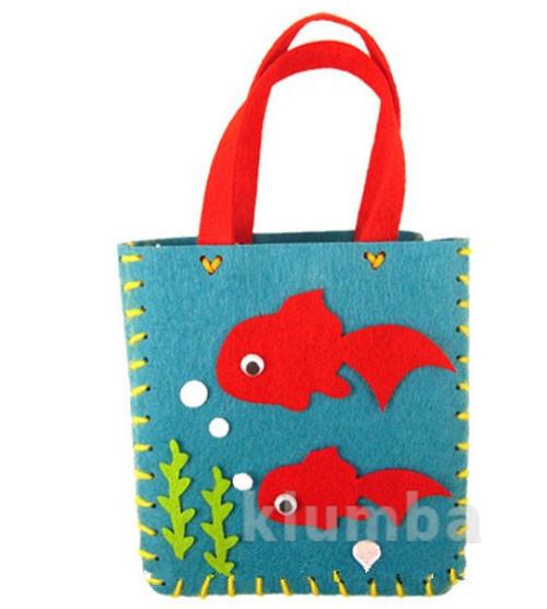 Набор для детского творчества сумочка в ассортименте фото №1