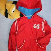 Курточка Ветровочка на 2-3 года