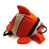Рюкзачок рыбка! От 1 года. С капюшоном.