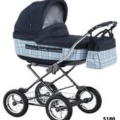 Универсальная детская коляска Roan Marita Lux S-180