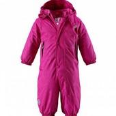 Зимний комбинезон Reima Aaren raspberry pink размер 80 86 новый