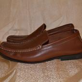 кожаные туфли Rockport, р. 43
