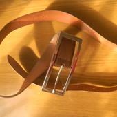 Ремень коричневый