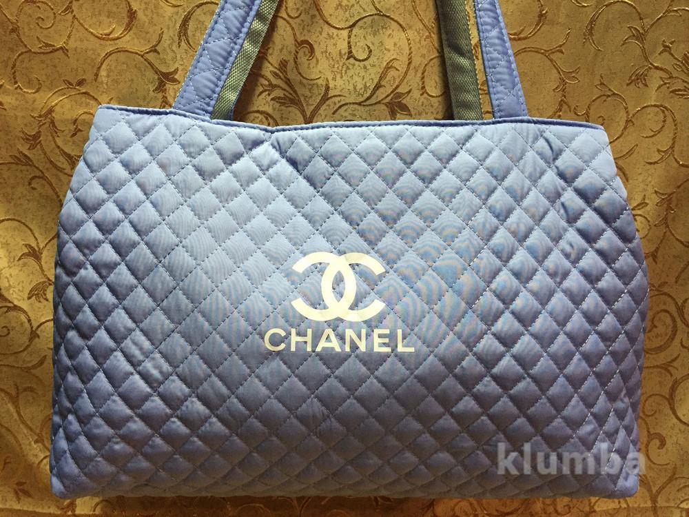 Сумка стеганная большая Шанель: продажа, цена в Харькове