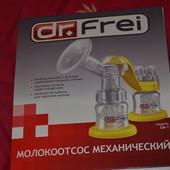 Молокоотсос механический Dr+ Frei GM-1