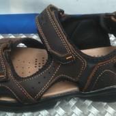 Распродажа сандалии кожаные мужские.