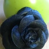 Крутой аксессуар Украшение роза брошка Классный подарок