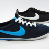 Mужские кроссовки  Nike Cortez Navy Collection