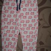 Нові спортивні штани (Спортивные штаны) TU на 6 - 9 місяців. ріст 68 - 74 cм