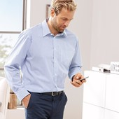 Бизнес-рубашка XL(43\44)
