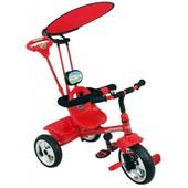 Велосипед 3-х колёсный, колёса пена, Alexis-Babymix ET-B33 (red)