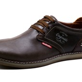 Туфли Clarks Desert Urban, р. 40,41,42,44,45 натур. кожа, код kv-2936