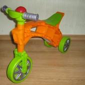 Беговел Ролоцикл Технок 3 - для деток от 2-х лет