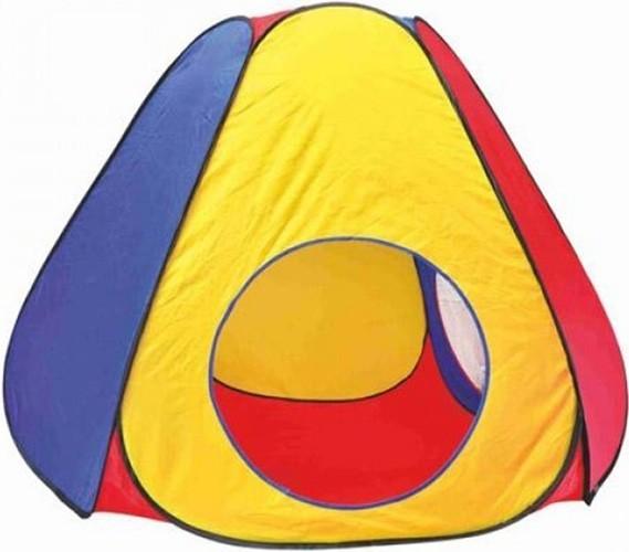 Детская палатка m 0506 / 3058 пирамида  игровая фото №1