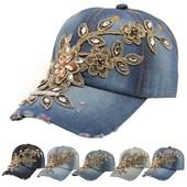 Классные кепки с камнями под заказ