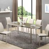 Стеклянный стол Arabis