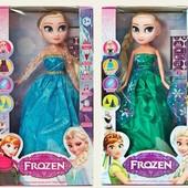 Кукла Frozen на пульте управления,интерактивная,(танцует,интерес.истории,стихи и др)